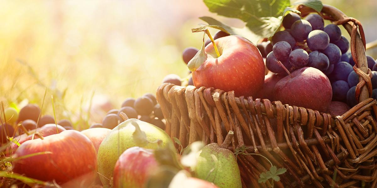 Frutas de otoño y sus beneficios