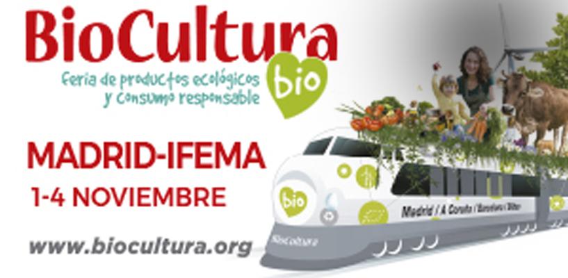 Jugos Ecológicos de Murcia participa en la 34ª edición de Biocultura