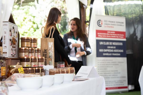 Jugos Ecológicos de Murcia acude al Primer encuentro Gourmet en  Madrid