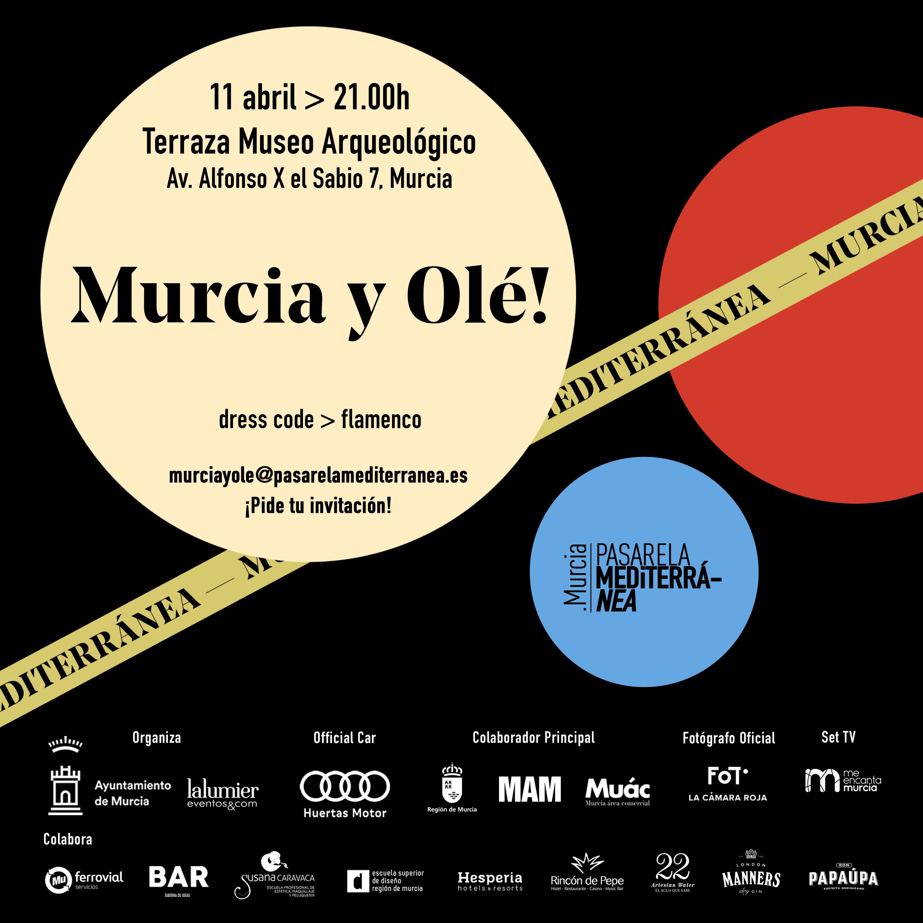 Jugos Ecológicos de Murcia en la pasarela Mediterránea