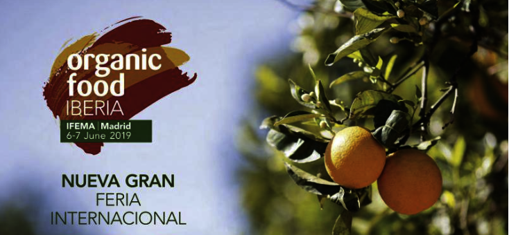 Jugos Ecológicos de Murcia estrena Organic Food Iberia