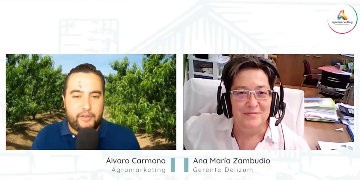 Entrevista a Ana María Zambudio